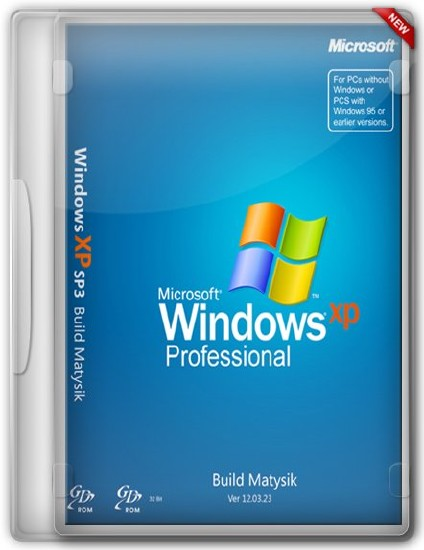 Windows Xp Professional With Service Pack 3 X86 Cd English